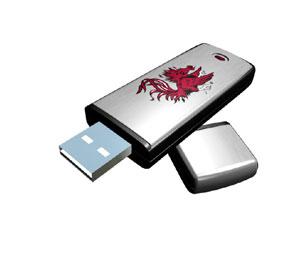 Rhinotronix South Carolina Gamecocks College Memory Stick