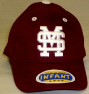 Mississippi State Bulldogs Infant One Fit Hat