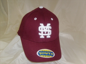 Mississippi State Bulldogs Youth Team Color One Fit Hat