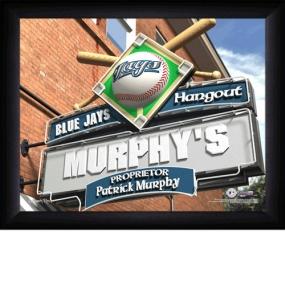 Toronto Blue Jays Personalized Pub Print