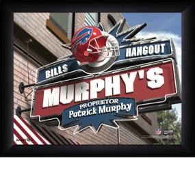 Buffalo Bills Personalized Pub Print