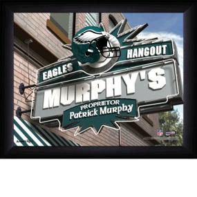 Philadelphia Eagles Personalized Pub Print