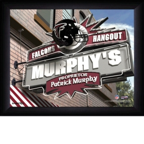 Atlanta Falcons Personalized Pub Print