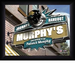 Jacksonville Jaguars Personalized Pub Print