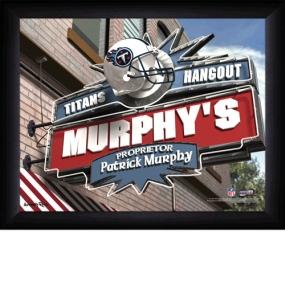 Tennessee Titans Personalized Pub Print