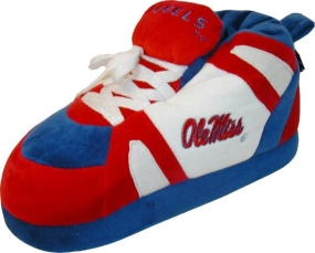 Mississippi Rebels Boot Slippers