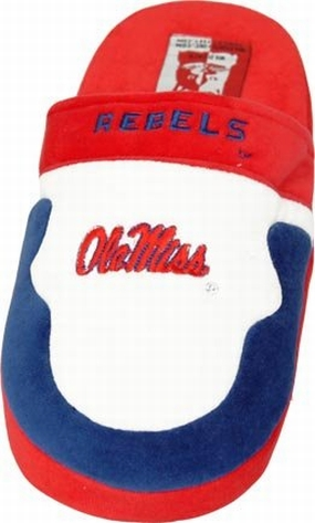 Mississippi Rebels Slippers