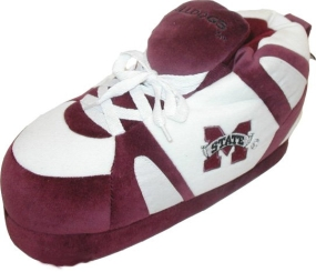 Mississippi State Bulldogs Boot Slippers