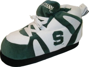 Michigan State Spartans Boot Slippers