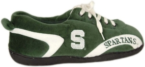Michigan State Spartans All Around Slippers