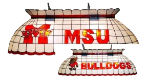 Mississippi State Bulldogs Pool Table Light