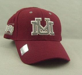 Montana Grizzlies Adjustable Hat