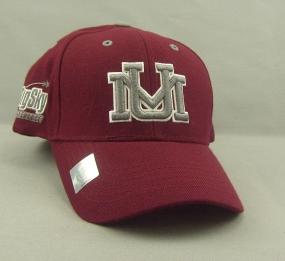 Montana Grizzlies Adjustable Hat
