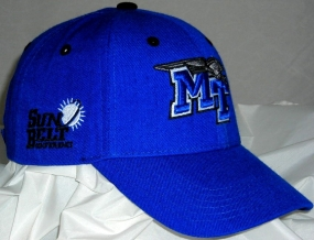 Middle Tennessee State Blue Raiders Adjustable Hat
