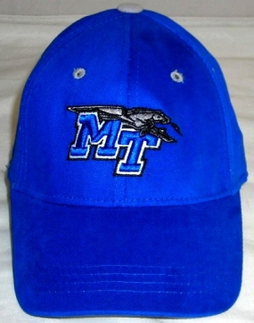 Middle Tennessee State Blue Raiders Youth Team Color One Fit Hat