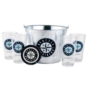Seattle Mariners Gift Bucket Set