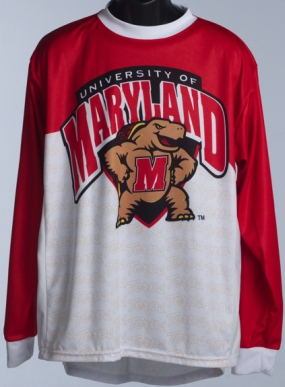 Maryland Terrapins Mountain Bike Jersey