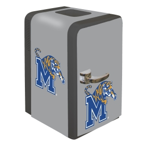 Memphis Tigers Portable Party Refrigerator