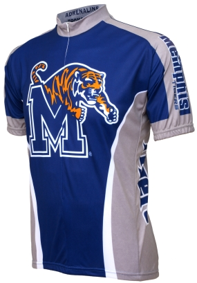 Memphis Tigers Cycling Jersey
