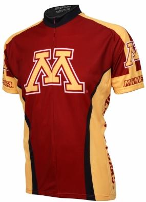 Minnesota Golden Gophers Cycling Jersey