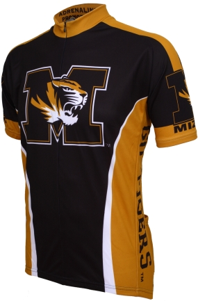Missouri Tigers Cycling Jersey