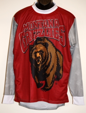 Montana Grizzlies Mountain Bike Jersey