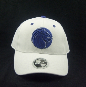 North Alabama Lions White One Fit Hat