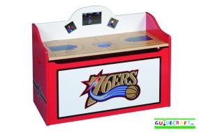 Philadelphia 76ers Toy Box