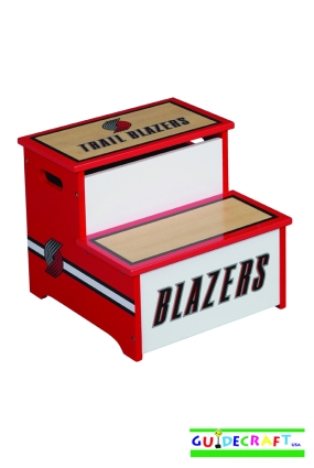 Portland Trailblazers Storage Step Up