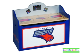 Charlotte Bobcats Toy Box