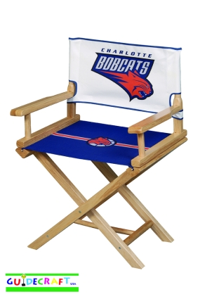 Charlotte Bobcats Youth Director's Chair