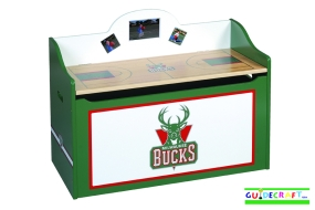 Milwaukee Bucks Toy Box