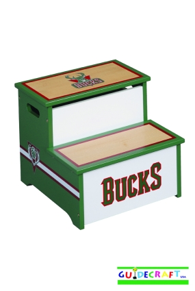 Milwaukee Bucks Storage Step Up