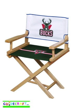 Milwaukee Bucks Youth Director's Chair