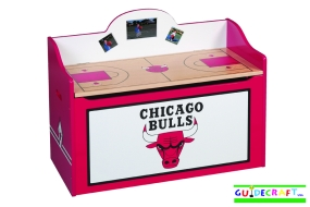 Chicago Bulls Toy Box