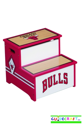 Chicago Bulls Storage Step Up
