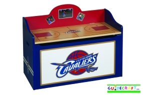 Cleveland Cavaliers Toy Box