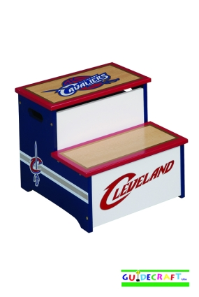 Cleveland Cavaliers Storage Step Up