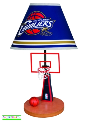 Cleveland Cavaliers Table Lamp