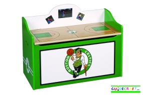 Boston Celtics Toy Box