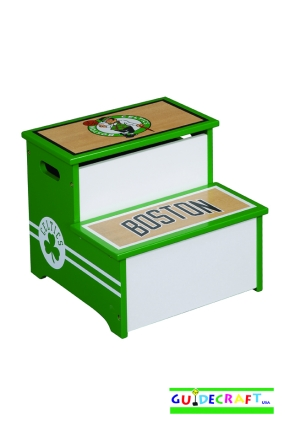 Boston Celtics Storage Step Up