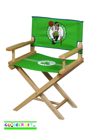 Boston Celtics Youth Director's Chair