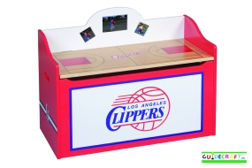 Los Angeles Clippers Toy Box