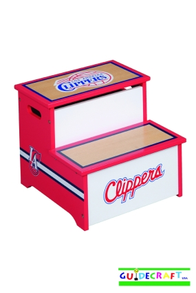Los Angeles Clippers Storage Step Up
