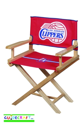Los Angeles Clippers Youth Director's Chair
