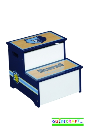 Memphis Grizzlies Storage Step Up