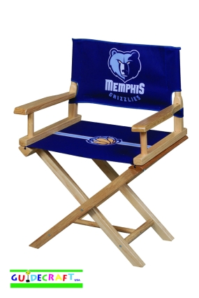 Memphis Grizzlies Youth Director's Chair