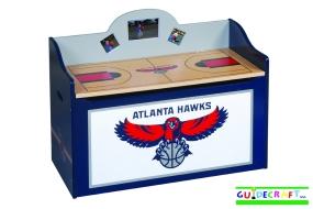 Atlanta Hawks Toy Box