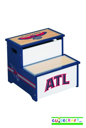 Atlanta Hawks Storage Step Up