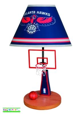 Atlanta Hawks Table Lamp